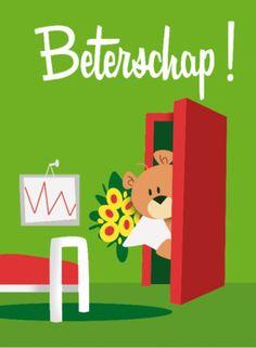 Tekst kaartje ziekte Get Well Soon, Texts, Humor, Logos, Cards, Fictional Characters, Funny Stuff, Quotes, Flowers