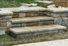 Stone / rock steps,  BTC DRYSTONE btcdrystone@gmail.com Lexington Ky