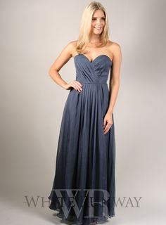 Bella Silk Maxi Dress by Truese