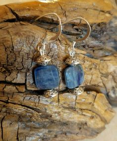 Your place to buy and sell all things handmade My Etsy Shop, Handmade Jewelry, Buy And Sell, Drop Earrings, Sterling Silver, Stone, Awesome, Stuff To Buy, Rock