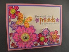 """Reported by Sara McKenzie The watercolor crayons offered by Stampin' Up! are called """"Watercolor Wonder Crayons"""", and come packaged in a tin, in four sets of 12 colors each to match their families of colors: Bold Brights, Earth Elements, Rich Regals, and Soft Subtles. There is also a set of 6 Neutral colors, that includes …"""