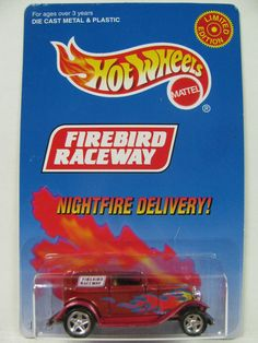 Hot Wheels Firebird Raceway Nightfire Delivery Buy It Now