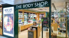 """Body Shop Concocts New Formula for Making Money While Protecting the Planet"" 