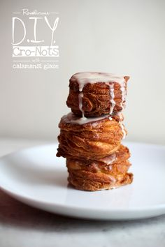 How to Make Cronuts at Home, According to Food Blog SushiBytes: BA Daily