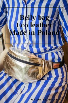 Elegancka nerka  wykonana z miękkiej ekoskóry. Cechuje się trwałością, nieprzemakalnością oraz odpornością na zabrudzenia. Packing, How To Make, Leather, Bags, Collection, Instagram, Bag Packaging, Handbags, Dime Bags