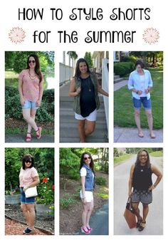 How to Style Shorts For Summer According to 6 Stylish Bloggers