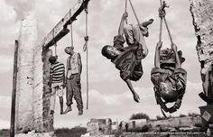 Una docena de campañas impactantes de Amnistía Internacional en defensa de los derechos humanos