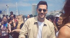 Just Chris and his sunglasses