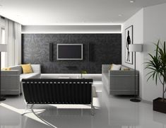 Ideas, Formulas and Shortcuts for Modern Apartment Living Room Design Ideas - lowesbyte Home Interior, Interior Design Living Room, Living Room Designs, Interior Styling, Floor Design, House Design, Grey Flooring, Decorate Your Room, Home Look