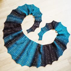 Knitting and so on: Seifenblasen Lace Scarf - Free pattern