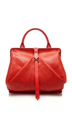 Fashion Month Must: Alexander Wang Spring/Summer 2014 Trunkshow Cola Opanca Satchel on Moda Operandi