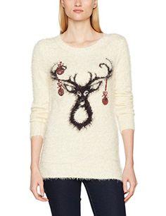 d6dd8a351a7ee Christmas   Festive Clothing · Joe Browns Women s Fluffy Reindeer Jumper