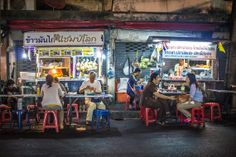 Best street food in Bangok