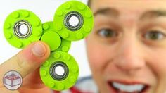 How To Build The Ultimate LEGO Fidget Spinner