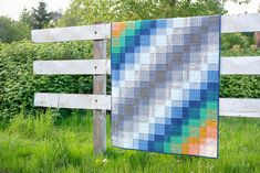 Echelon Quilt - Pattern Now Available