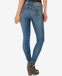 Silver Jeans Co. Skinny Jeans - Blue 25