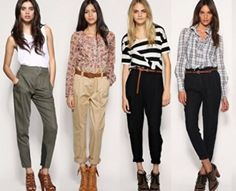 What to wear with chinos women