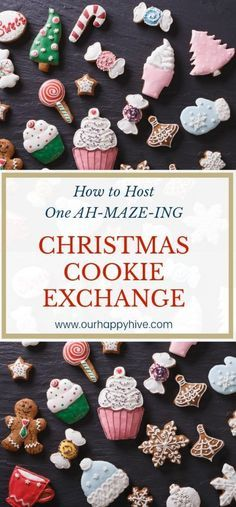 #christmascookies #christmascookieexchange #holidaycookies #holidaycookieparty #cookieparty #cookieexchange #christmas