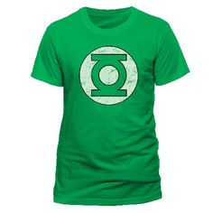 Green Lantern - Distressed Logo T-shirt Irish ... (Barcode EAN=5054015040907) http://www.MightGet.com/march-2017-1/green-lantern--distressed-logo-t-shirt-irish.asp