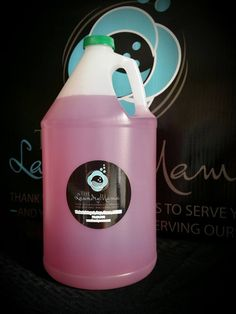 just 1 of the many gallons of cleaners we offer