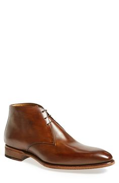 Carlos Santos 'Morisa' Chukka Boot (Men) available at #Nordstrom