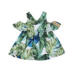 doublebabyjoy Baby Girls 2-Piece Pineapple Print Outfits Newborn Girl Ruffles Sleeveless Backless Romper Headband