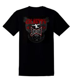Full contact gravity, Jump Out T-shirt