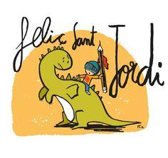 Feliç Diada de Sant Jordi!!!