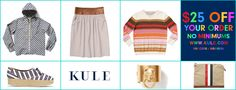 KULE Spring 2013 Collection where preppy meets luxe. New skirts, nautical stripes, Tabitha Simmons shoes, Michael Kors and more.