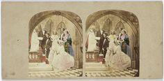 James Elliott | Wedding, James Elliott, 1855 - 1865 |