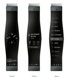 Spicytec: The Watch - SmartWatch Concept