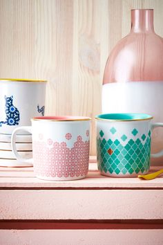 These Rustic Mugs are what dreams are made of! Tea Mugs, Coffee Mugs, Best Loose Leaf Tea, Rustic Mugs, Davids Tea, Premium Tea, Oolong Tea, Tea Accessories, Tea Recipes