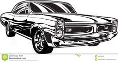 s-muscle-car-illustration-42506953.jpg (1300×682)