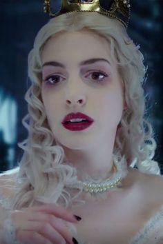Die 57 Besten Bilder Auf Weiße Königin In 2019 White Queen Alice