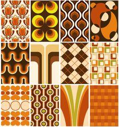 60/70s wallpaper