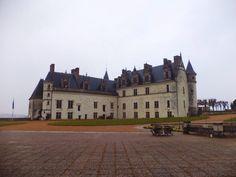Castello di Amboise. http://viaggiareesognare.com/2014/11/21/fuga-nella-valle-della-loira-cosa-vedere-in-pochi-giorni/