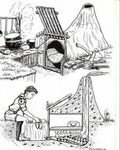 Bushcraft Camping, Camping Survival, Outdoor Survival, Camping Hacks, Survival Life Hacks, Survival Tools, Survival Prepping, Homestead Survival, Wilderness Survival