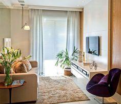 Construindo Minha Casa Clean: Como Decorar Salas Integradas Pequenas? Consultoria Online 3D!