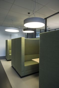 VPK Packaging | OFFICE DARK SIGN ('s) #Prolicht interiordesign | Buro Project #project at Oudegem BE