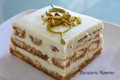 - Pagina 9 din 68 Food Cakes, Vanilla Cake, Biscuit, Cake Recipes, Deserts, Food And Drink, Ice Cream, Candy, Ethnic Recipes
