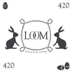 LOOM Easter 420 2014 #easter #420 #2014