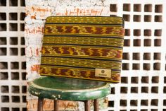 "The 11"" Adya Case www.bhinnekacases.com Ikat, 21st Century, Hand Weaving, Good Things, The Originals, Digital, Hand Knitting, Weaving, 3rd Millennium"