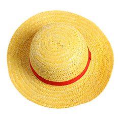 Luffe+chapeau+de+paille+de+cosplay+–+EUR+€+3.91