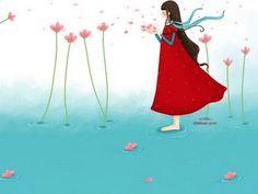 """Wanderly Frota:   """"O amor tem essa mania de plantar em nós a  esp..."""