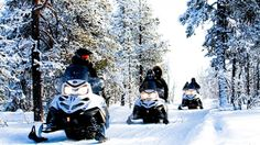 Go Backcountry Snowmobiling