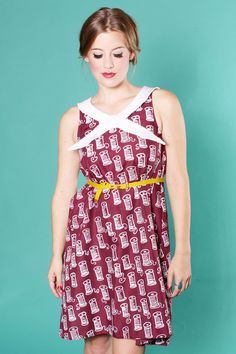 The Sewing Kit Dress