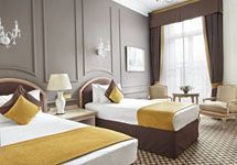 Standard Twin Room Thistle Hyde Park Hotel London