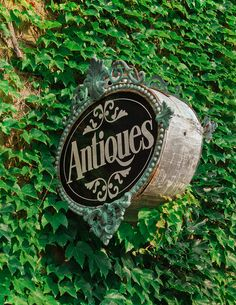 Antiques Sign | Flickr - Photo Sharing!