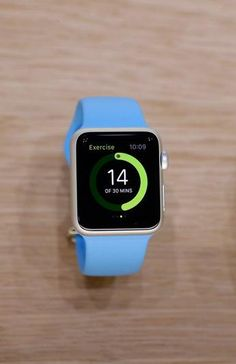 Here is how the new Apple Watch will work.