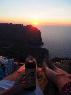 Where to catch the most perfect sunset in Formentor, Mallorca - Where's Mollie